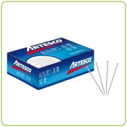 Alfileres Artesco unidad 28 mm x 50 grs Pincha Papel