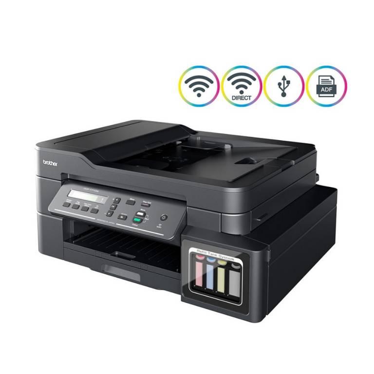 Impresora Brother Dcpt710w Multifunción Wifi