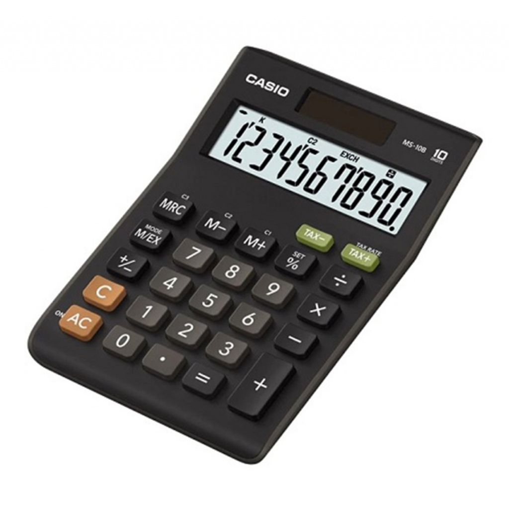 CALCULADORA CASIO MS 10