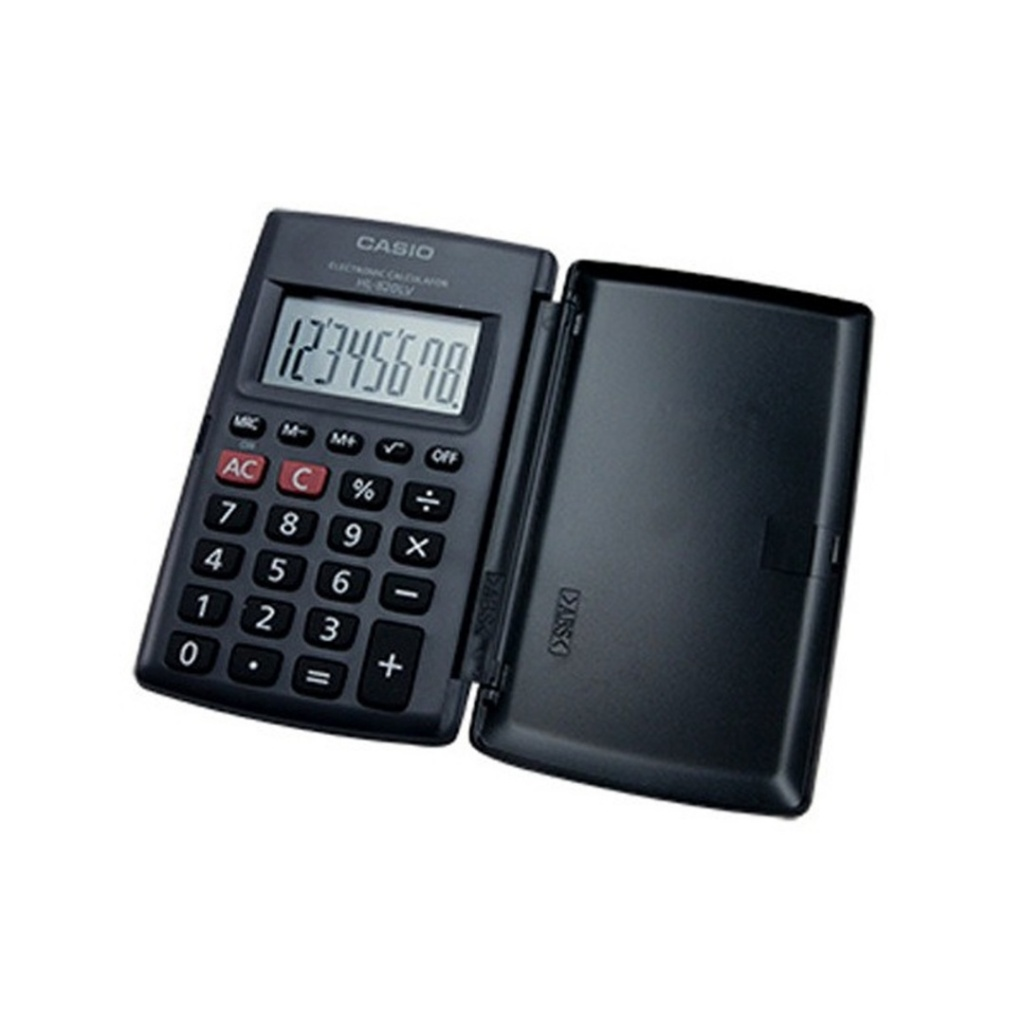 CALCULADORAS CASIO HL 820