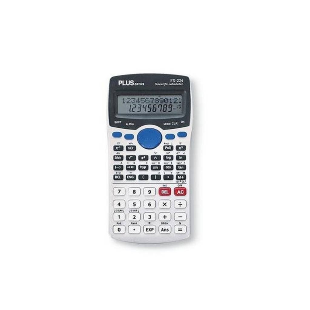 CALCULADORAS PLUS OFFICE FX 224