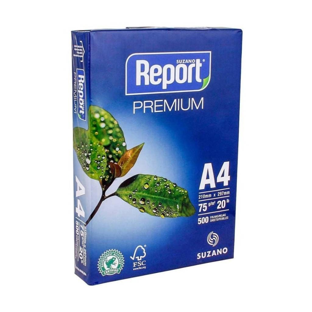 PAPEL IMPRESORA REPORT 500 HJ A4
