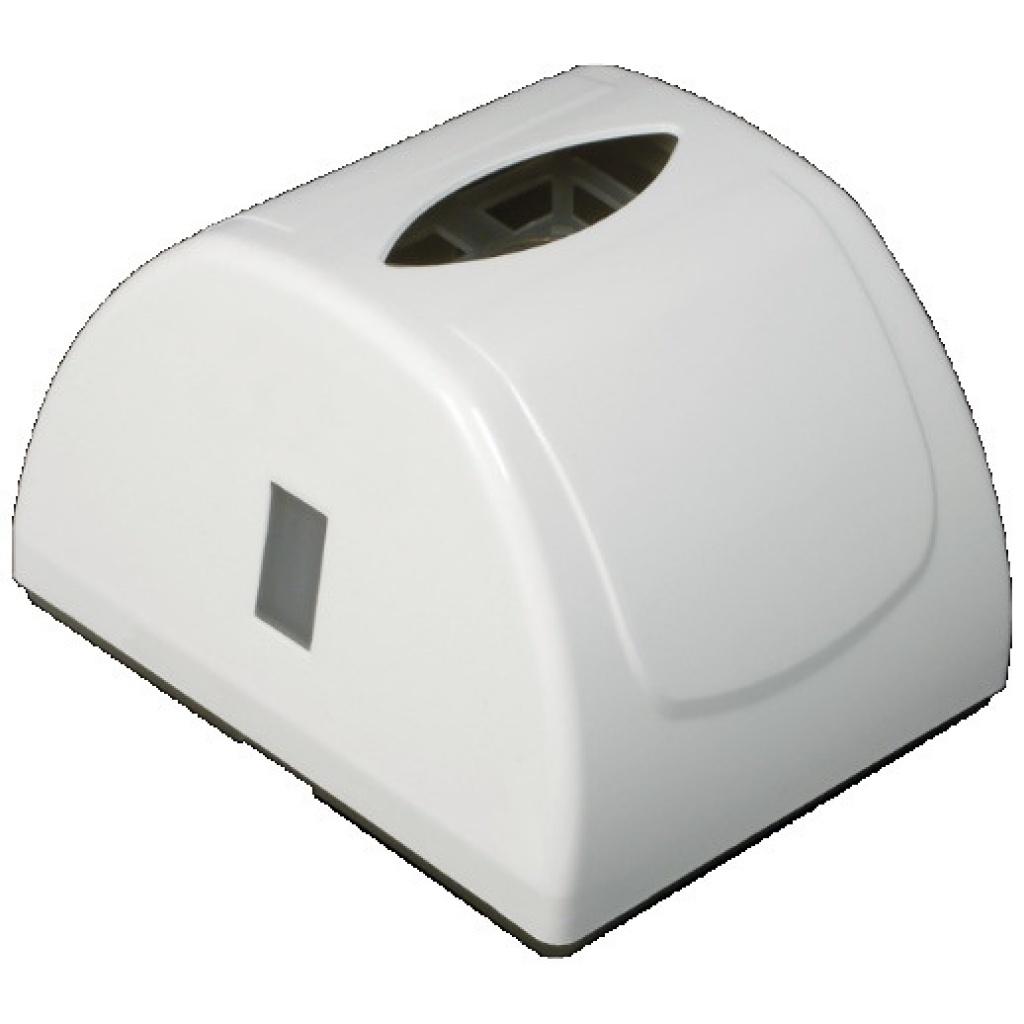 Dispensador de servilletas blanco