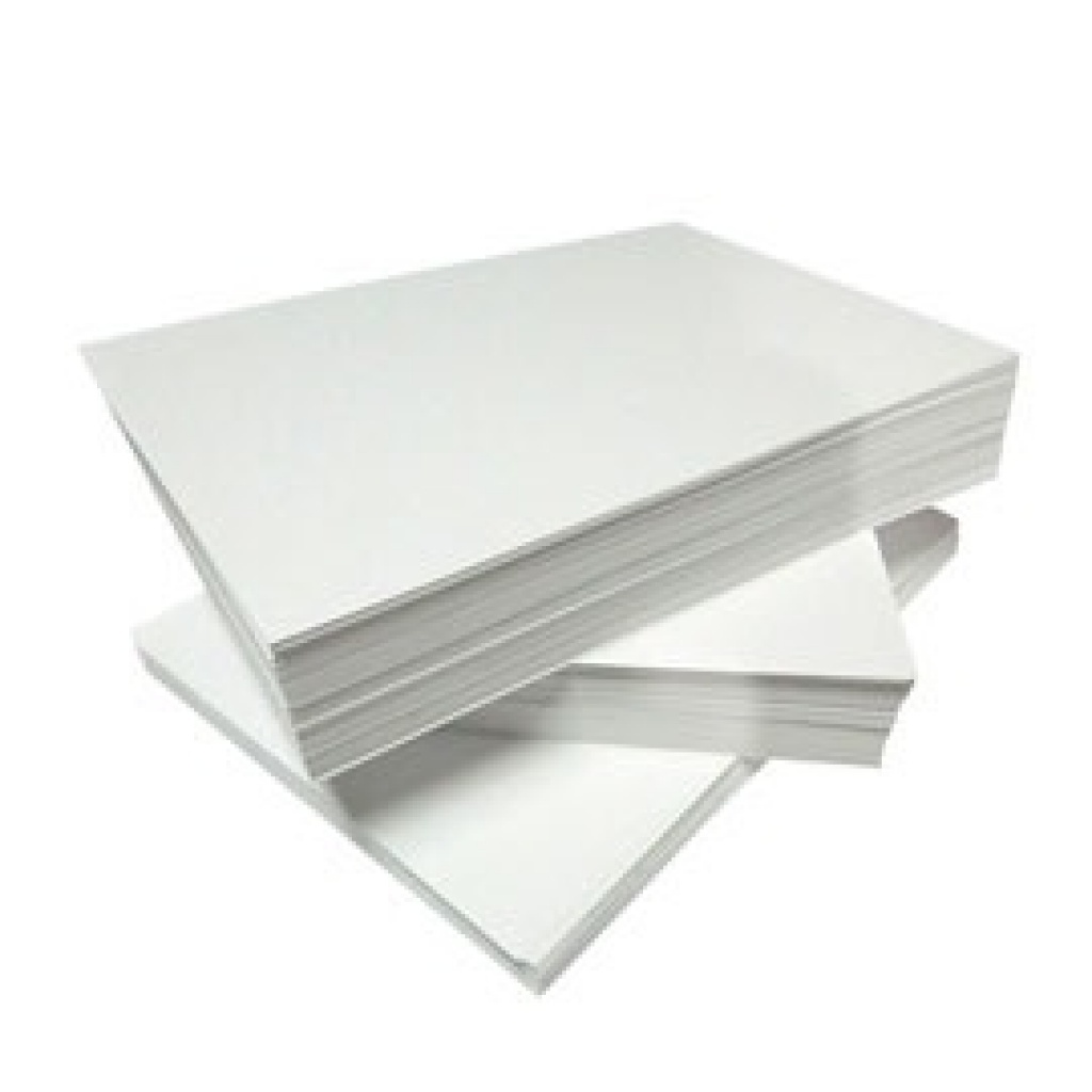 Papel Sulfito - 10 Kilos 380 Hojas 65x100 cm. 40 grs./m2