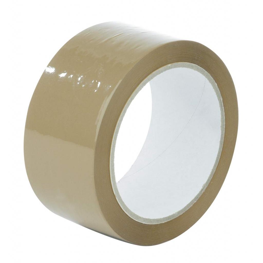 Cinta adhesiva empaque unidad 48 mm x 50 mt. marrón