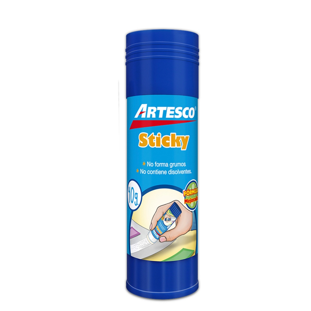 ARTESCO BARRA ADHESIVA 40 GR.