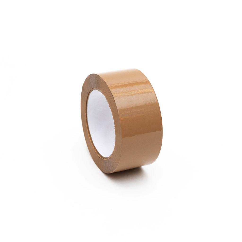 Cinta adhesiva empaque unidad 48 mm x 90 mt. marrón