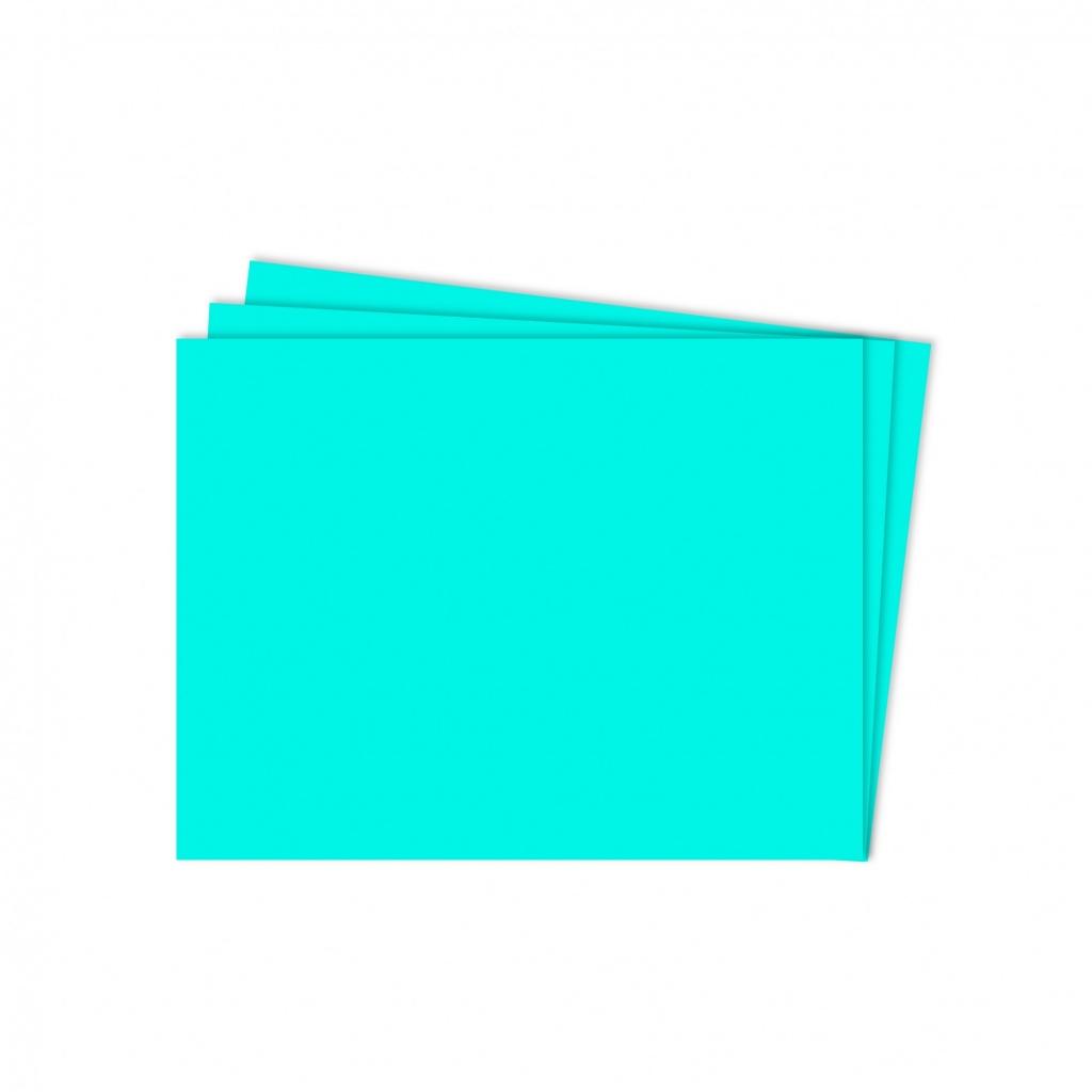 Cartulina Grande    Colores Fuertes    50x70 cm    x 10 hojas    Tiffany