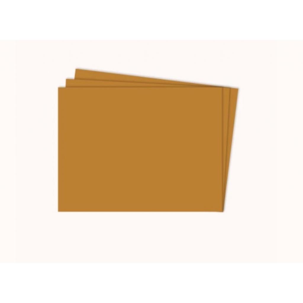 Cartulina Grande    Colores Fuertes    50x70 cm    x 10 hojas    Marrón pardo