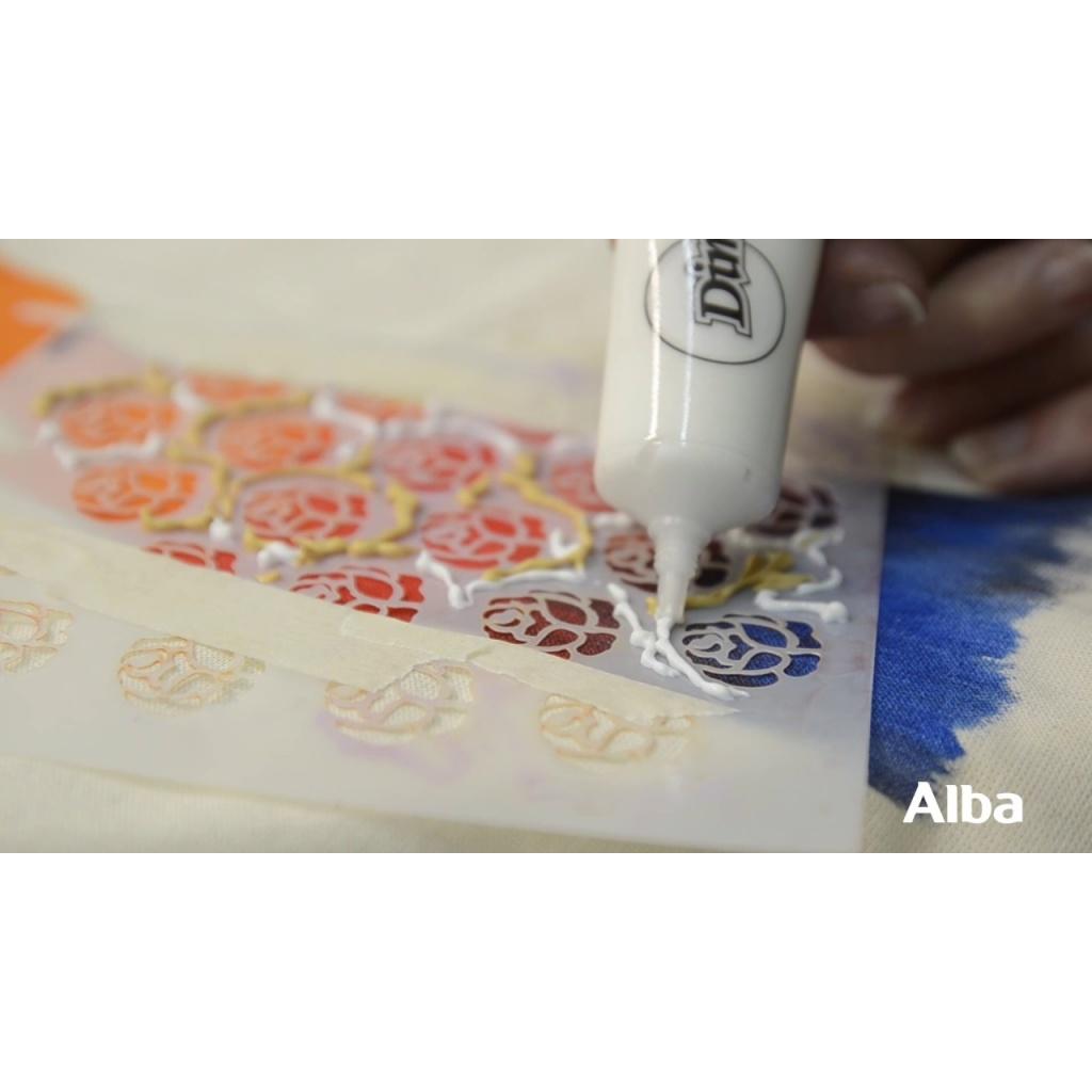 Gel dimensionador y decorativo Alba 2 en 1 unidad 40ml