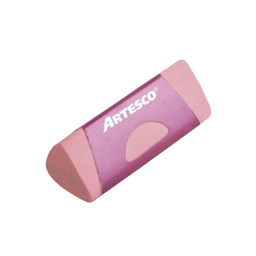 Goma de borrar Artesco caja x 30 cartera