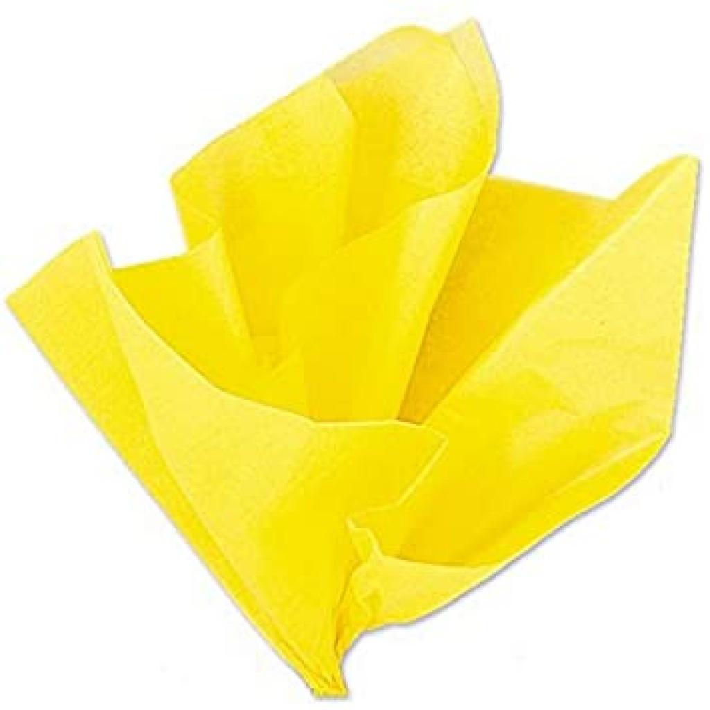 Papel seda - blister 10 hojas blanco Papel cometa