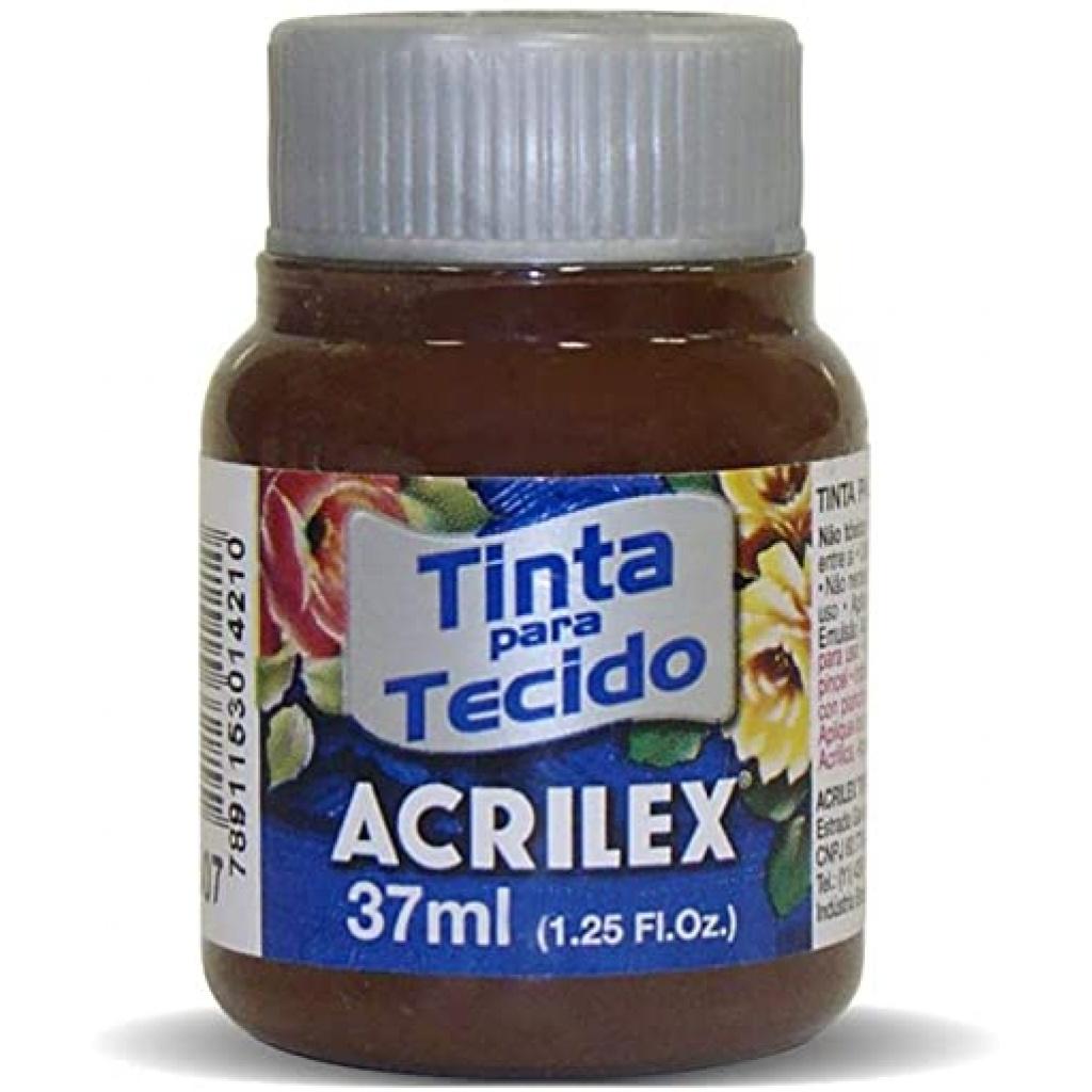 Pintura para tela Acrilex 37ml. 807 JACARANDA
