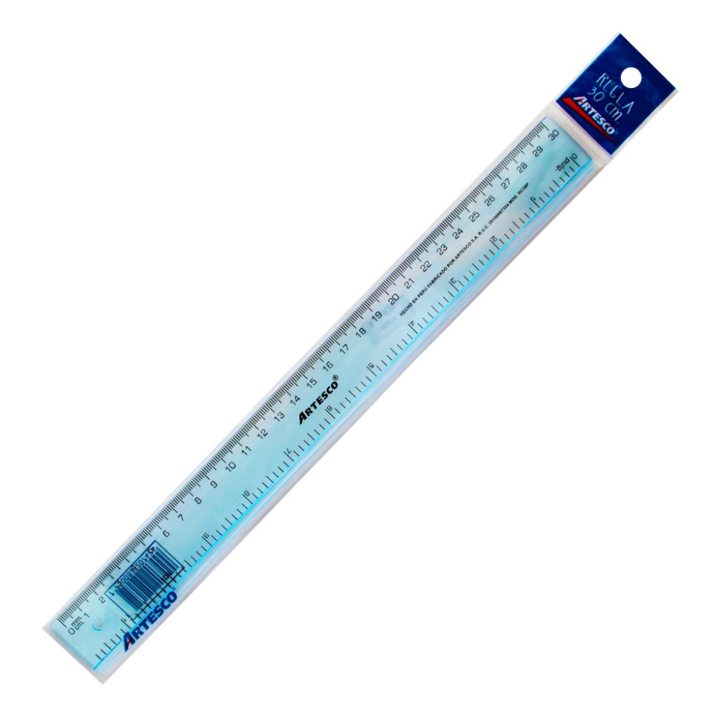 Regla Artesco 30cm