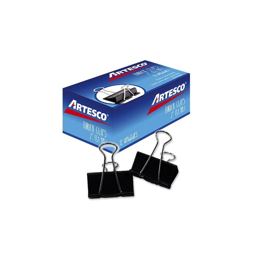 Aprieta papel Artesco unidad 51mm pack