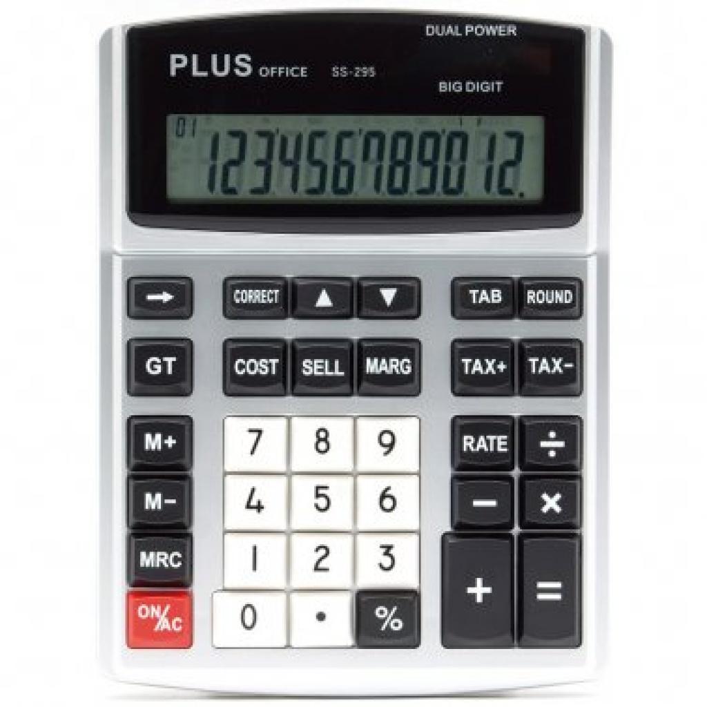 Calculadora Plus Office unidad SS 295