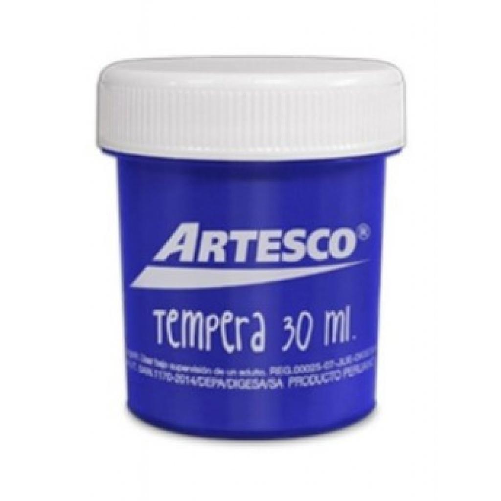 TEMPERA ARTESCO 30ML. AZUL