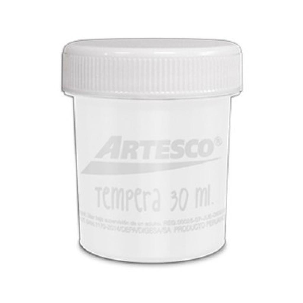 TEMPERA ARTESCO 30ML. BLANCO