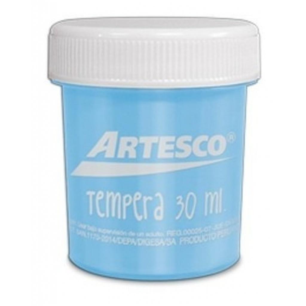 TEMPERA ARTESCO 30ML. CELESTE