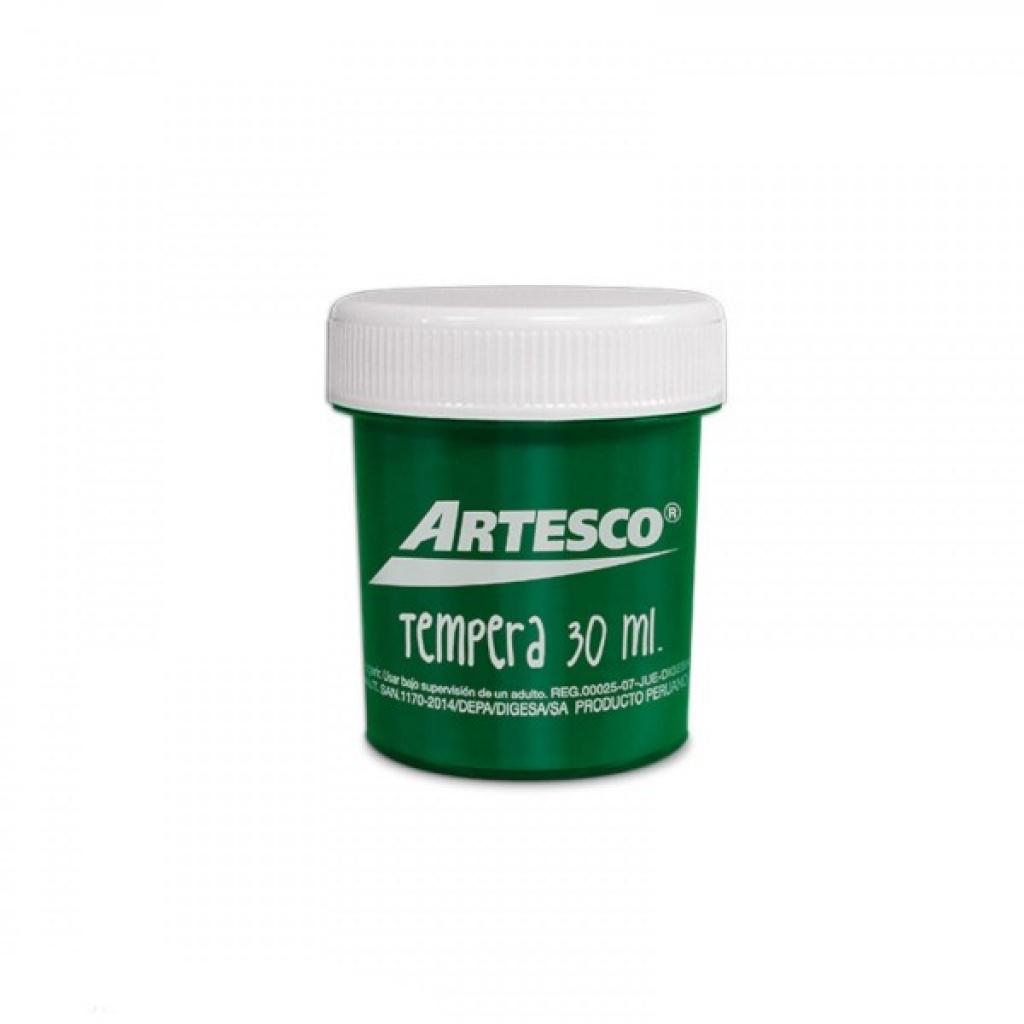 TEMPERA ARTESCO 30ML. VERDE