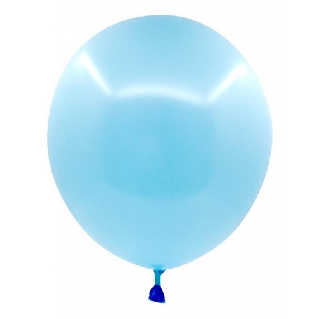 """Globos liso 12"""" Bolsa x 50 azul"""