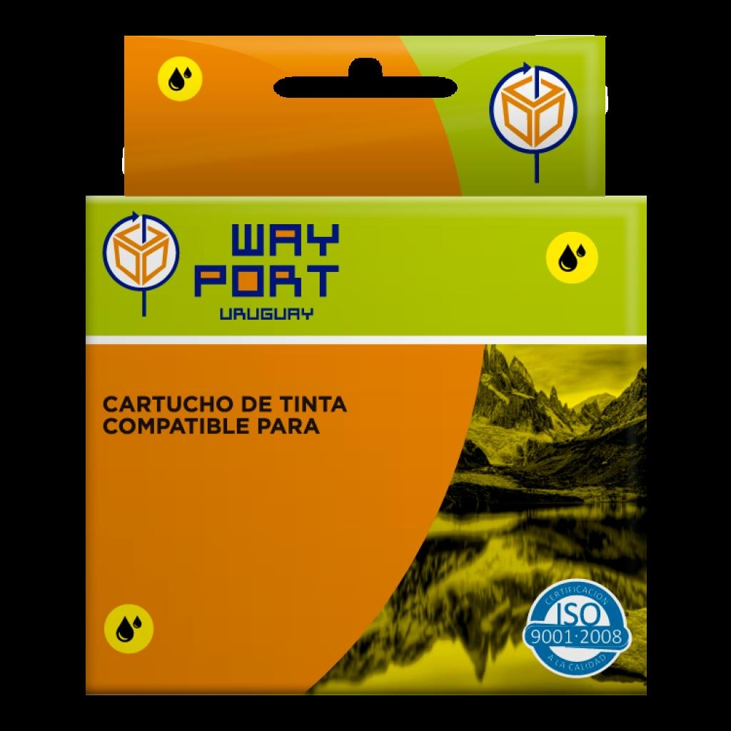 CART. WAYPORT YELLOW P/BROTHER DCP-110/115/120/310/315 MFC-210/215/410/420/425/610/620/640/830/3240/