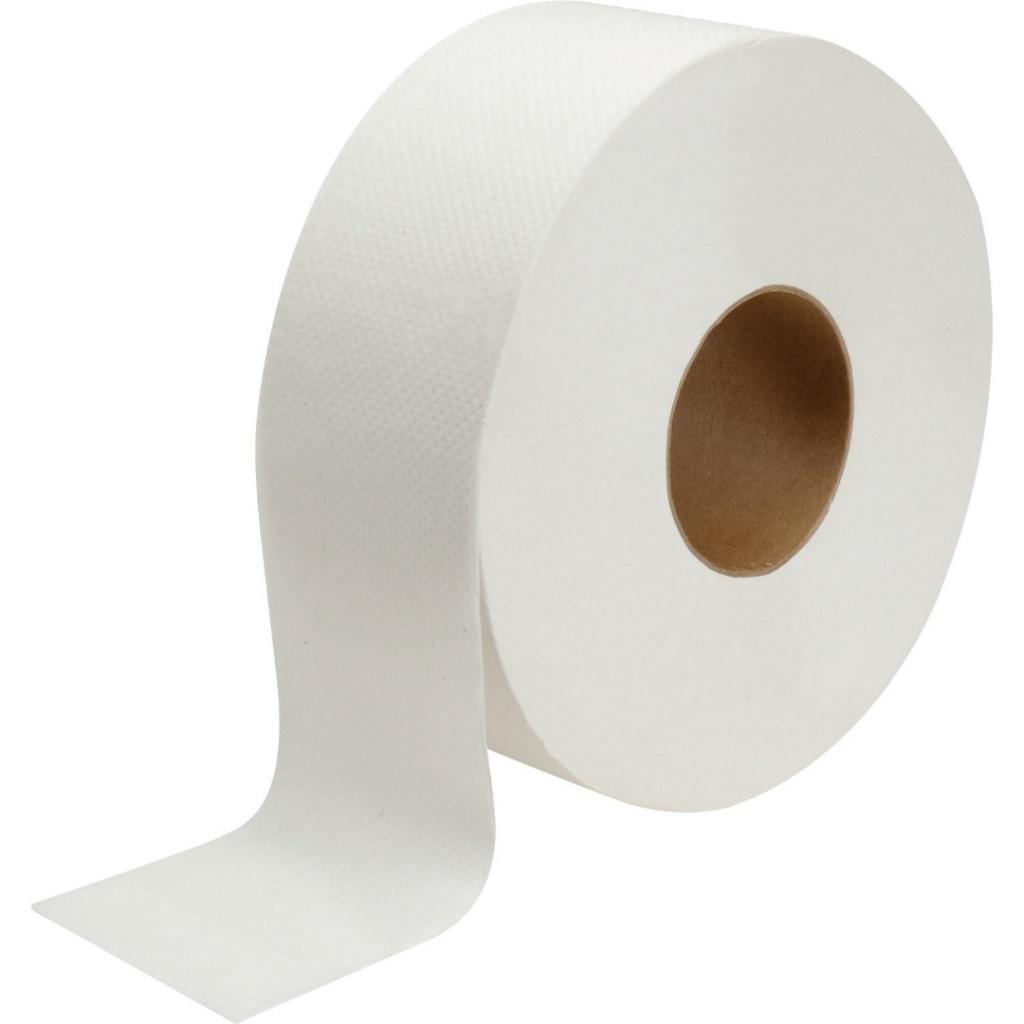 Papel Higienico - Paquete 8 Rollos 500m Jumbo institucional