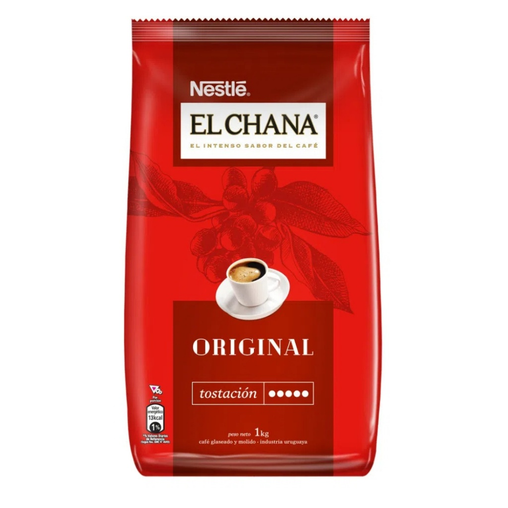 Cafe El Chana 1kg