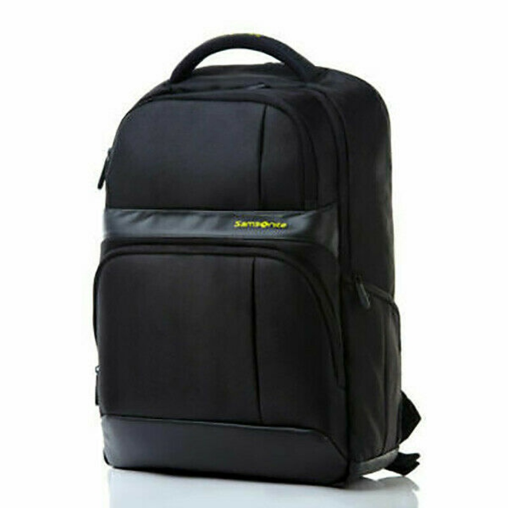 SAMSONITE MOCHILA LAPTOP IKONN III BLACK