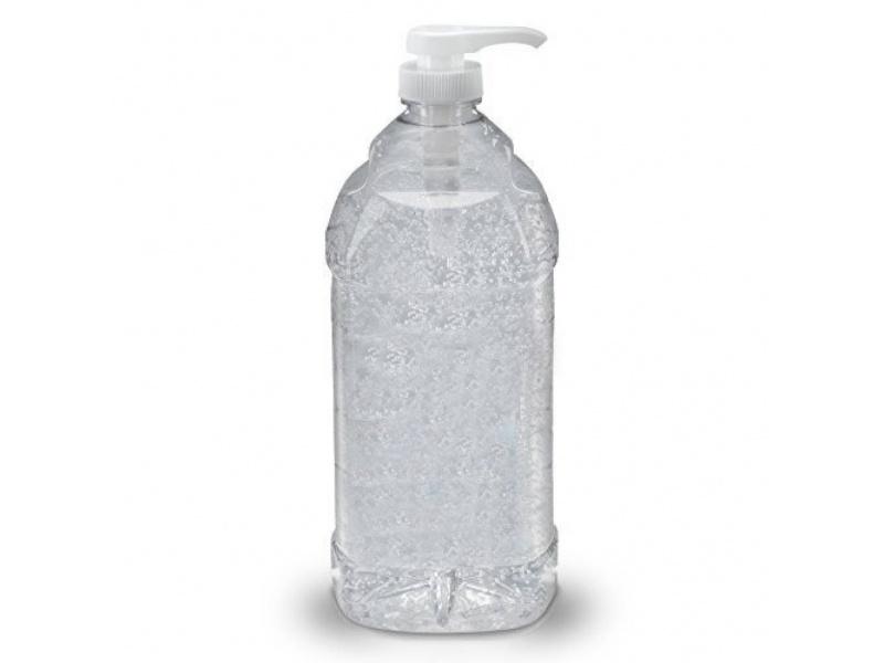Alcohol en gel - unidad 1L con dispensador