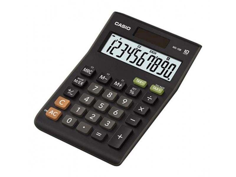 Calculadora Casio unidad MS 10