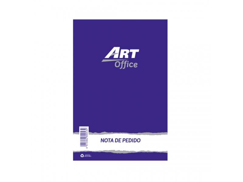 Nota de pedido ArtOffice unidad simple