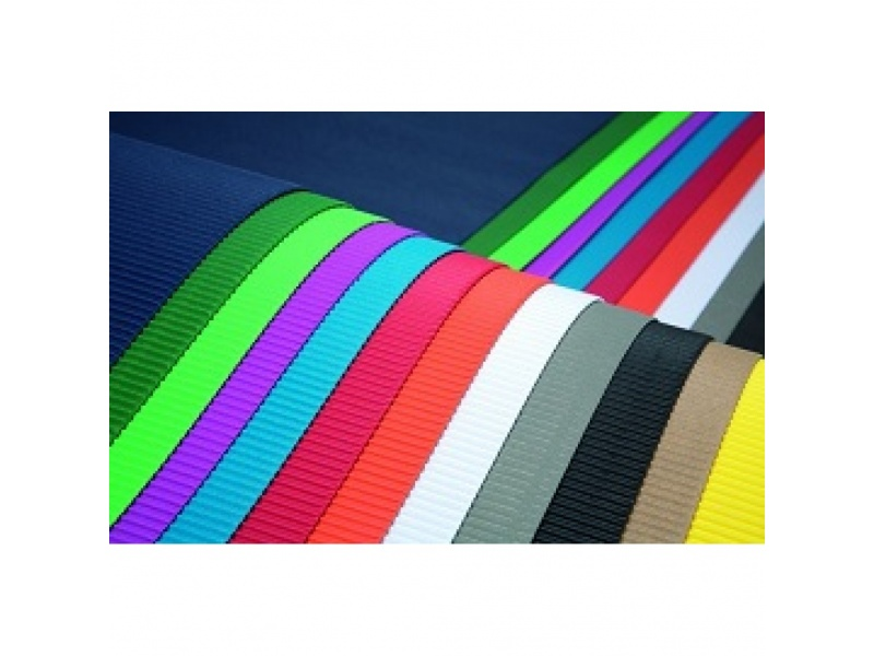 carton microcorrugado A4 - colores intensos unidad