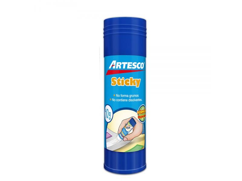 Barra adhesiva Artesco unidad 40gr