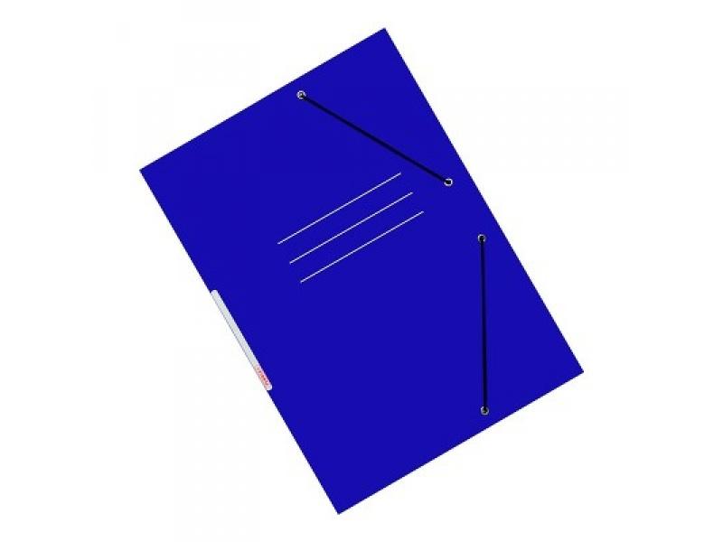 Carpeta con elastico - 307 unidad azul