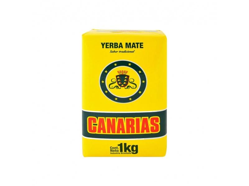 Yerba Canarias 1Kg.