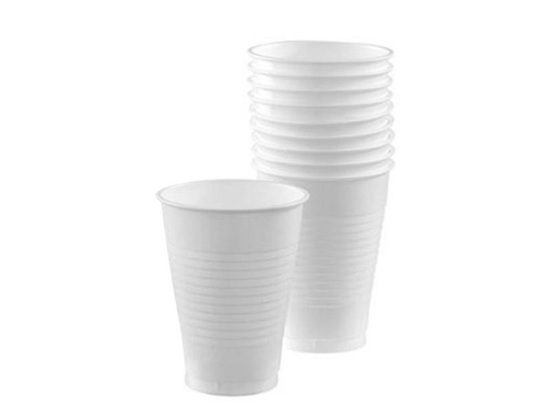 Vasos de plastico - paquete x 100 100cc